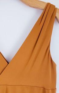 J. Crew Dresses - J. Crew Sophia 100% Silk Tricotine V-Neck Dress